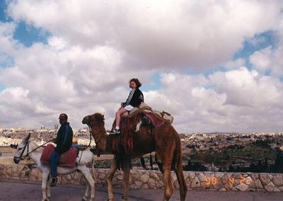 Camel-Israel-98